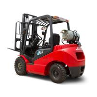 China Gas Powered LPG Forklift Trucks 3500KGS Load Capacity 3m - 6m Lift Height wholesale