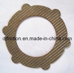 China Copper Base Spray Waffle Friction Disc (ZJC-X122) wholesale