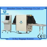 Buy cheap 40Mm Steel Penetration Airport X Ray Machine Check Luggage Medium Tunnel Size from wholesalers
