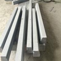 China China Granite Strips Kerbs Dark Grey Granite G654 Granite Kerbstone Curbstone Long Strips wholesale
