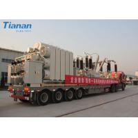 China 132kv Outdoor Distribution Emergency Power Mobile Transformer Substation wholesale
