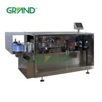 China 5 Nozzles Plastic Ampoule Filling And Sealing Machine For Liquid Oil Honey Paste on sale