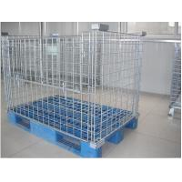 China Warehouse Storage Cages container Retail Shop Equipment For Supermarket wholesale