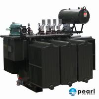 China High Efficiency Oil Immersed Type Transformer 11kV - 2500kVA DYN11 Safety wholesale