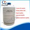 China High quality semen dewar container for liquid nitrogen 35 L aluminum container for sale wholesale