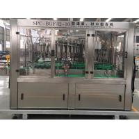 China Soft Drink Carbonated Beverage Filling Machine Long Distance Control System wholesale