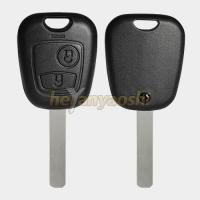 Buy cheap Peugeot / Citroen 2B Remote Case With VA2 Blade from wholesalers