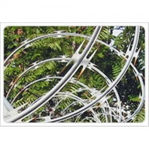 China Razor Wire Barbed Tape on sale