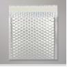 China Shockproof silver color aluminum metallic bubble bag/envelopes wholesale