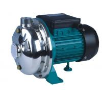 China Impeller 1HP Hydraulic Pump Electric Motor Centrifugal Submersible 2850RPM wholesale