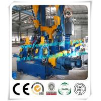 Buy cheap Light Steel Automatic H Beam Production Line , H Beam Combination Welding from wholesalers