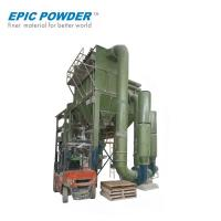 China Industry Superfine Calcium Carbonate Grinding Machine With Higher Output wholesale
