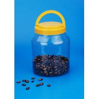 China Anti Bacteria Plastic Food Containers , Large Round Plastic Containers With Lids wholesale