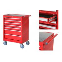 China 5'' PVC Casters Mechanic Tool Cabinet Stainless Steel Aluminum Drawer Handle on sale