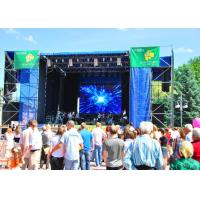 China Super Light Outdoor Rental LED Display Slim Aluminum Stage P6 LED Video Wall  wholesale