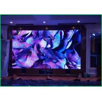 China High Contrast Full Color Indoor Led Displays SMD Led Module P4 wholesale