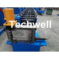 Buy cheap Interchangeable C Channel Roll Forming Machine for Making 3 kinds of C Purlin from wholesalers