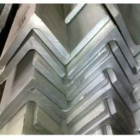 China Equal and Unequal 304 Stainless Steel Angle Bar / Bars With Mill Finish For Architecture, Engineering Structure on sale