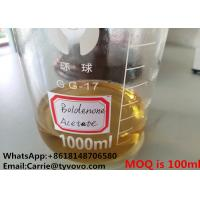 China Muscle Growth Steroids Boldenone Acetate Injection European Market USP36 99% Pure wholesale