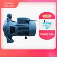 China Vegetable Farm Double Stage Pump 3HP High Output 220-240v With Free Mask Faces wholesale