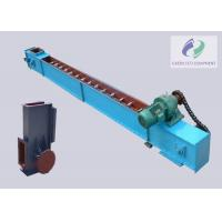 China Heat Resistant Submerged Scraper Chain Conveyor Enclosed Structure wholesale