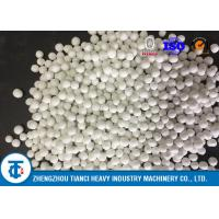 Buy cheap Ball Shape NPK Fertilizer Plant , One Year Guaranteed NPK Granulation Plant from wholesalers