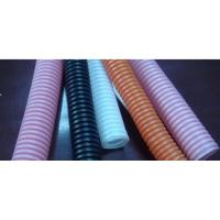 China Single Wall Corrugated Flexible Tubing Organic Insulation Chemistry on sale