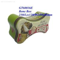 China Different Bone-Shaped Blank Gift Box from China wholesale