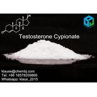 China SBJ Testosterone White Powder Testosterone Cypionate To Treat People Suffered From Low Testosterone wholesale
