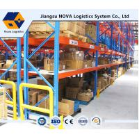 China Customized Pallet Rack Storage Systems With Steel Q235 ISO9001 SGS CE wholesale