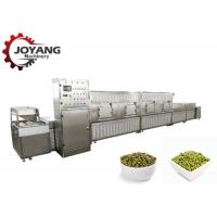 Buy cheap Safety Automatic Microwave Drying Machine For Mung Beans , Easy to Control from wholesalers