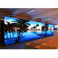 China Super Thin Curved Outdoor Rental LED Display P5.95 5000nits Brightness 500*1000mm Size wholesale
