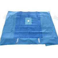 China Disposable Extremity Surgical Drapes Shoulder Drape For Upper Limb Aperture With Absorbent Reinforced wholesale