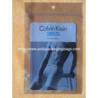 Quality Personalized Zip Lock Bags Anti Static Foil Bags For Sport Briefs for sale
