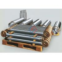 China Higher Strength Hydraulic Cylinder Piston Rod CK45 Chrome Plated 100 - 12000mm wholesale