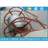 China 9mm 12 Strands Non Rotating Galvanized Steel Wire Rope wholesale