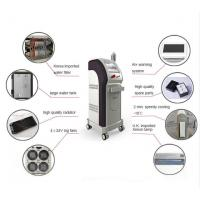 China Painless E Light Ipl Machine Portable Design With Alarm Protection System wholesale