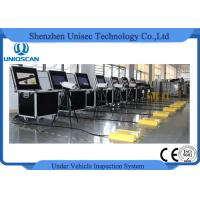 UV300- M Automatic Under Vehicle Inspection System With Linear Scanning Manufactures