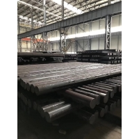 China DIN 40CrMnMo7 Round bar tool steel for injection molds. on sale