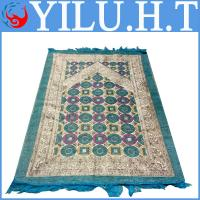China jacquard prayer rugs carpets turkey with bag factory wholesale