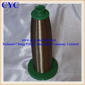 China Basalt Fiber Twisted Yarn for Textile wholesale