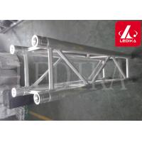 China Top Quality Outdoor Heavy Truss , Aluminum Screw And Spigot Stage Truss Systems wholesale