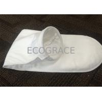China 50 Micron Filter Bag Liquid Polypropylene Filter Bags for Sugar Plant on sale