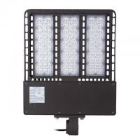 China High Brightness Parking Lot Security Lights , Outdoor Shoebox Led Street Light 300w wholesale