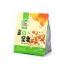 China Heat Sealing Bopp Laminated Custom Food Packaging Bags Printed Heat Seal Plastic Flat Bottom Bag Potato Chips Packaging wholesale