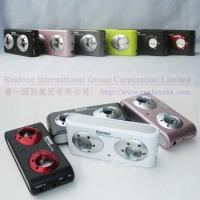 China Portable mini speaker for MP3/MP4 players! MS-PS308 wholesale