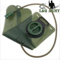 China 3L Bicycle Mouth Water Bladder Bag Hydration Camping Hiking Climbing Military Green wholesale