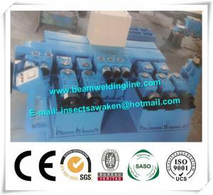 China Fin Bar Calibration And Bar Straightening Machine 5.5kw Motor ZZ Series wholesale