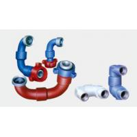 China Steel Oil Rig Equipment High Strength Movement Pipe Bend Equal Shape wholesale
