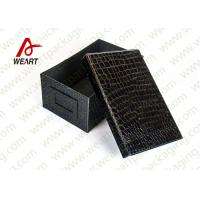 China Creative Corrugated Cardboard Gift Boxes With Lids 160 * 80 * 250 Size on sale